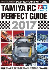 Tamiya RC Perfect Guide book 2017 Radio control From Japan