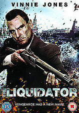 The Liquidator (DVD) - Vinnie Jones - FREE P&P