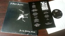 I Shall become - In The Falling Snow . Black metal. Vinyl LP 2008