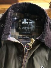 BARBOUR CLASSIC BEAUFORT WAX JACKET - Sylkoil Finish -  Size 46 / 117cm