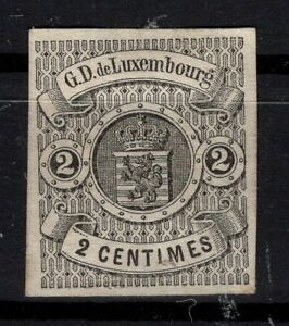 G128650 / LUXEMBOURG CLASSICS / Y&T # 4 MNG (*) CV 180 $