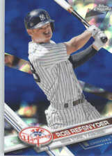 ROB REFSNYDER 2017 TOPPS CHROME SAPPHIRE EDITION #692 ONLY 250 MADE