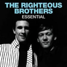 Righteous Brothers Essential CD NEW SEALED Unchained Melody/You've Lost That...+