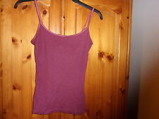 New Look Women's Casual Cotton Blend Vest Top, Strappy, Cami Tops & Shirts
