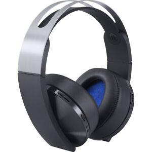 Sony PlayStation Platinum Wireless Headset PS4 7.1 Surround Sound