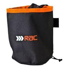 RAC Addestramento del Cane trattare titolare borsa con clip cintura nera e arancione