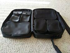 Mac Cosmetics Pro Large Travel Case Makeup Artist bag messenger style