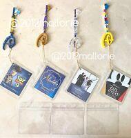 20 Pack Disney Store Key Tag Protectors