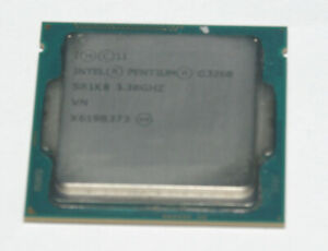 Processeur Intel Pentium G3260 3.30 Ghz SR1K8 LGA 1150