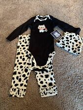 NWT Girls clothing Gerber Baby girls 3-Piece Set Size 6-9 Months
