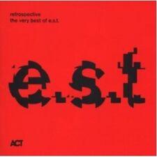 "E.S.T. ""RETROSPECTIVE - VERY BEST OF""  CD NEU"