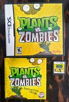 Plants vs. Zombies (Nintendo DS Game, 2011)