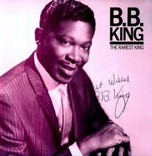 B.B. King - The Rarest King LP REISSUE NEW MONO IMPORT w/ GATEFOLD JACKET