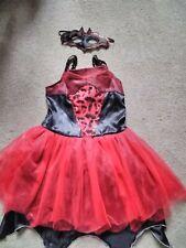 Girls *Halloween*  Dressing Up Costume Age 7-8 Years