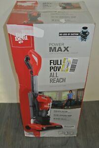 Dirt Devil UD70161 Red Upright Vacuum Cleaner
