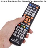 Universel Remplacement Télécommande Programmable Infrarouge pour TV CBL DVD SAT
