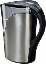 Brita Stainless Steel Water Filter Pitcher, 8 Cup, New, Free Shipping