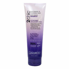 Giovanni 2Chic Blackberry & Coconut Milk Ultra-Repair Shampoo 8.5oz / 250ml