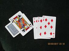 Packet Card Trick: Odd Man Out