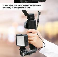 Ulanzi PT-3 Extension Bar Griff Hot Shoe Adapter für Gimbal Mikrofon Kamera