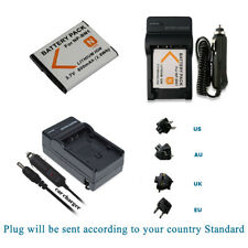 For Sony NP-BN1 Lithium-Ion N Type Rechargeable Battery & Charger