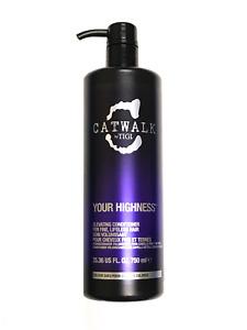 Tigi Catwalk Your Highness Elevating Conditioner 25.36 Oz