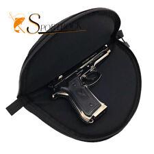 Outdoor Gun Handgun Pistol Holder Holster Portage Carrier Storage Pouch Bag Case