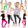Children Full length Cotton Leggings Pretty Girl Print Cotton Comfy Pants DZPRT