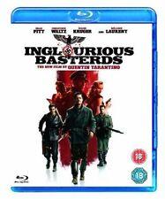 Inglourious Basterds BLURAY 2009 Region DVD