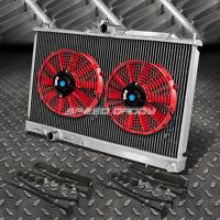 2003-2007 Lancer Evo 7 8 9 Jdm Aluminum Radiator Fan Shroud Kit Cooling System