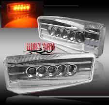 YELLOW LED SIDE MARKER LIGHT LAMP FOR CRX INSIGHT EX35 FX45 I35 OPTIMA SPECTRA