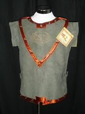 NEW Magi Quest Tunic NWT Castle Medieval Fantasy S-M 5 6 7 8 Waldorf Dress Up