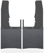 "Husky Liners Kick Back Mud Flaps Front 12"" Wide for Ram 1500/2500/3500"