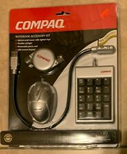 Compaq Notebook Accessory Kit CPQ04MAK NEW Mouse Coil Light Numeric Keypad