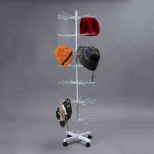 Spinner Display Stand Rack Jewellery Necklace Bracelet Organiser 360° Rotating