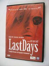 LAST DAYS - DVD EXCELLENT CONDITION - ASIA ARGENTO - MICHAEL PITT - LUKAS HAAS