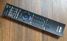 Original Sony RM-YD037 Bravia LED TV Remote replace for RM-YD038 RM-YD036 SH#
