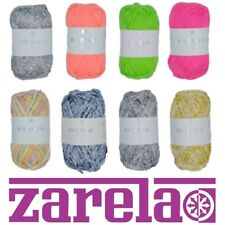 Rico Ricorumi Dk Print/Spray/Neon/Lame Knitting Yarn 25g All Colours