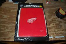 Detroit Red Wings Hockey IPAD Shield Silicone Skin Tribeca