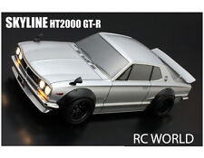 1/10 RC Car Body Shell NISSAN SKYLINE HT GT-R HAKOSUKA WIDE BODY