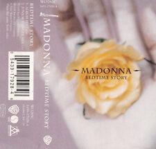 CASSETTE SINGLE K7 AUDIO (AUDIO TAPE) 2T MADONNA BEDTIME STORY DE 1995 TBE