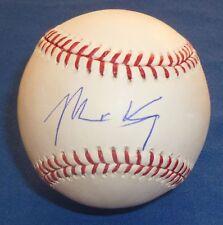 Matt Kemp Signed Dodgers Baseball Ball PSA/DNA COA Auto'd Autograph Official OML