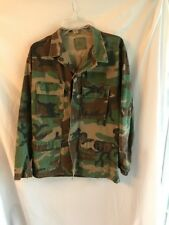 90d3132a30b91 Hot Weather Combat Men's Camouflage Jacket Medium Long Military