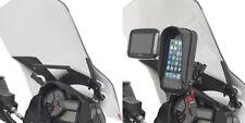 FB3114 GIVI TRAVERSINO per PORTA GPS-SMARTPHONE SUZUKI DL 1000 2014 2015 2016