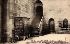 CPA  Aubazine - Interieur de l'Eglise - Vieille Armoire  (692319)