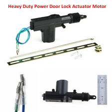 Car Heavy Duty Power Door Lock Actuator Motor 2Wire Central Locking Power System