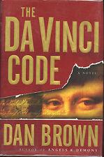 The Da Vinci Code by Dan Brown 2003 - NF/F