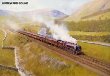 Hornby Dublo in Railway Art 5 Prints 22, 25, 27, 28 & 29. Signed and Limited.