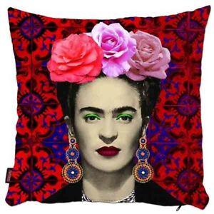 Frida Kahlo Art Painting Design Cushion Cover