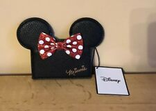 NEW DISNEY MINNIE MOUSE SMALL CARD WALLET BNWT